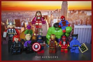 [Marvel] The Modern Age Avengers