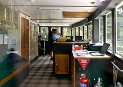 photo - On The Bridge of the Milford Mariner (Jassy-50) Tags: photo milfordmariner shipsbridge bridge milfordsound fjord newzealand captain shipscaptain ship boat