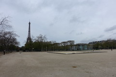 Eiffel Tower @ Champ de Mars @ Paris (*_*) Tags: paris france europe spring 2017 march april city eiffeltower champdemars printemps