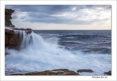 Wave waterfall (jongsoolee5610) Tags: seascape maroubra sydney australia waterfall sea wave sydneyseascape