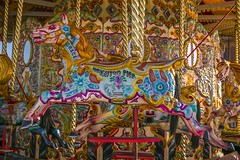 20170313-_MG_4690 (chrischampion2) Tags: brighton sea seaside beach pier palacepier westpier britishairwaysi360 horsecarousel fairgroundride carousel