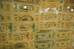 East German theatre tickets (quinet) Tags: 2016 berlin eastgermany gdr museuminderkulturbrauerei germany