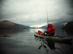 Our Journey (Nicolas Valentin) Tags: loch landscape lochlomond light lomond lake kayakfishing kayak kayakscotland kayaking kayakfishingscotland water wilderness clouds cloud