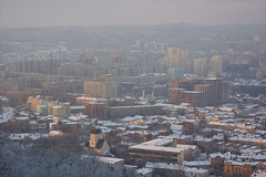 Shevchenkivskyi District in Lviv (tarmo888) Tags: sel18200 sonyalpha sonyα nex7 geotaggedphoto geosetter sooc photoimage фотоfoto year2017 snow lumi снег ukraine україна ukrayina украи́на украина lviv lwów lvov lemberg львів львов leopolis lwow autohdr