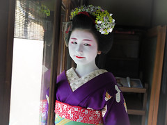 Maiko_20170306_24_61 (kyoto flower) Tags: tondaya fukuno kyoto maiko 20170306 舞妓 冨田屋 ふく乃 京都 hidekiishibashi