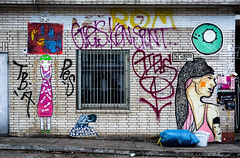 HH-Wheatpaste 3229 (cmdpirx) Tags: hamburg germany reclaim your city urban street art streetart artist kuenstler graffiti aerosol spray can paint piece painting drawing colour color farbe spraydose dose marker stift kreide chalk stencil schablone wall wand nikon d7100 paper pappe paste up pastup pastie wheatepaste wheatpaste pasted glue kleister kleber cement cutout