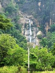Rawana Falls, Ella (Travolution360) Tags: sri lanka ella rawana falls legend ramayana highlands waterfall nature