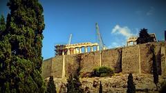 Acropolis, June 2015 (nickar1978) Tags: athens parhenon acropolis summer morning