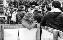 pars.... (andrealinss) Tags: frankreich france paris parisstreet andrealinss schwarzweiss street streetphotography streetfotografie bw blackandwhite election wahl wahlveranstalung electionevent