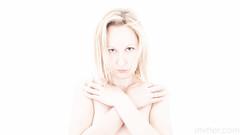 Beauty III (#Weybridge Photographer) Tags: hot beautiful sexy cute model female woman lady girl topless naked nude studio pose posed adobe lightroom canon eos dslr slr 5d mk ii mkii arms crossed cross blonde blond