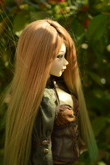 010 (ladycassiel) Tags: unoa bully bjd alpaga alpaca wig