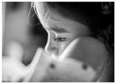 (Adina Bac) Tags: bianco nero e ciglia black white