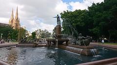 Hyde Park Fountain (ckrahe) Tags: sydney