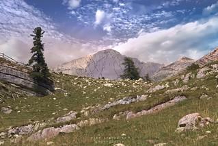 Parco Naturale di fanes Senes Braies -L'Ciaval 2907mt.