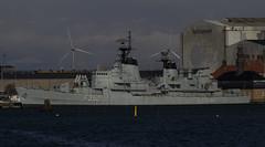 HDMS Peder Skram (Hawkeye2011) Tags: copenhagen 2017 europe military ships naval boats saltwater hdmspederskram frigate f352 denmark