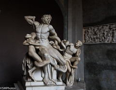Gruppo del Laocoonte (SMPhotos2548) Tags: statue vatican rome roma italy sculpture art magnificent marble ancient snakes bite sons