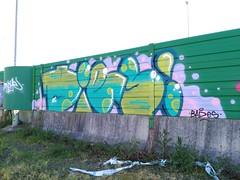 Dies (Graffiti Ferrolterra) Tags: graffiti ferrolterra tags ferrol bombing stickers arte urbano