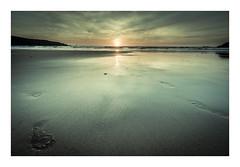 Baie des Trépassés (*Christian) Tags: beach bretagne brittany capsizun sea seascape sand ocean uwa sunset sonya7 fe1635 cledencapsizun