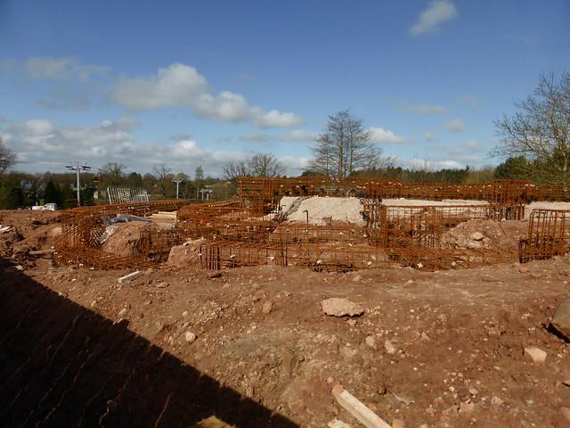 SW8 Construction Site April 2, 2017