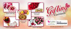 Gift Combos (Florapass) Tags: florapassionindia giftflowercombosinindiaonline sweetness combos