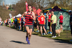 DSC_1366 (Adrian Royle) Tags: birmingham suttoncoldfield suttonpark sport athletics running racing action runners athletes erra roadrelays 2017 april roadracing nikon park blue sky path
