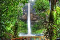 Wairēinga/Bridal Veil Falls (Thor Hilmarsson) Tags: waterfall wairēinga bridal veil falls waikato newzealand bridalveilfalls nature scenic outdoor walkingtrack raglan hamilton nikond80