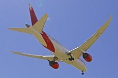 BCN/LEBL: Avianca Boeing B787-8 Dreamliner N791AV (Roland C.) Tags: airport barcelona bcn lebl elprat spain avianca boeing dreamliner b7878 b787800 n791av