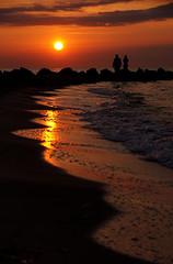 sunset II (Digicam-Beratung) Tags: deutschland norddeutschland schleswigholstein sonnenunteraufgang schönberg de
