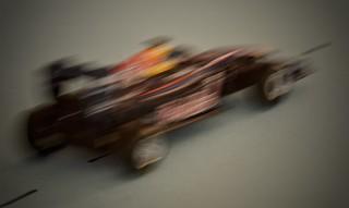 Intentional blur