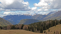 Fiemme valley in early Spring (ab.130722jvkz) Tags: italy trentino alps easternalps dolomites valleys mountains