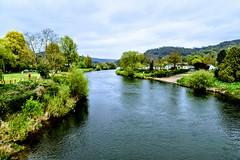 River Wye, Monmouth, Wales (Manoo Mistry) Tags: river riverwye water nikon nikond5500bodyonly tamron tamron18270zoomlens wye monmouth wales outdoor sky clouds trees flicker flickr