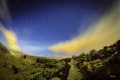 Ansite polar (Santa Lucía-Gran Canaria) (libretacanaria) Tags: polar polaris startrail estrellas paisaje landscape grancanaria canarias santalucía ansite nikond610 samyang12mm