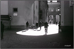 Sonntag Morgen_M3 (ksadjina) Tags: 24x36 austria kodaktmax100 leicam3 leicasummicron50mm12rigid nikonsupercoolscan9000ed rodinal salzburg silverfast analog blackwhite film test