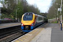 East Midlands Trains 222004 (Ash Hammond) Tags: midlandmainline eastmidlandstrains bombardier 222004 class222 meridian