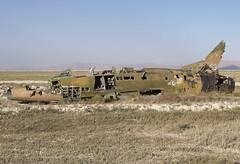 F-100C 54-2053 CLOFTING IMG_5324 FL (Chris Lofting) Tags: f100c f100 542053 konya konyarange supersabre thk turkishairforce