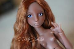 IMG_5659 (Cleo6666) Tags: lana lillycat cerisedolls marron glacé bjd doll chibbi