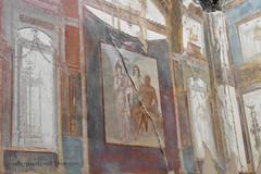 007 College (Hall) of the Augustals, Sacellum, Herculaneum (6) (tobeytravels) Tags: herculaneum collegeoftheaugustals hall