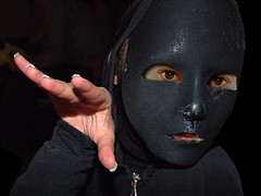 A ME GLI OCCHI..... (ADRIANO ART FOR PASSION) Tags: mano occhi maschera nikon nikond50 nikkor1870