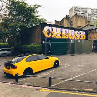 Cheese Car