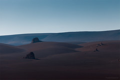 Dali Desert at dawn. (J.M.Fransen (jero 053) on/off) Tags: dune altiplano bolivia southamerica jero053 jeroenfransen altitude desert salvadordali salvadordalidesert uyuni potosi chile mountain peak