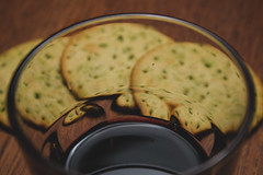 Wine and crackers ~ 112/365 2017 (joriks) Tags: 2017 365 food wine drink drinks fun alcohol crackers delicious