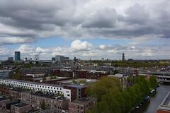 Skyline Utrecht (avista) Tags: fff landscape spring april clouds skyline thenetherlands utrecht nederland zeiss 35mm rx1 sony