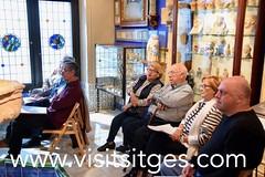 Lectura de l'Auca del Senyor Esteve, Sant Jordi Sitges 2017 (Sitges - Visit Sitges) Tags: lectura de lauca del senyor esteve museus sitges 2017 sant jordi visitsitges cau ferrat