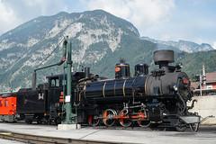 Zillertalbahn JDŽ 83-076 - Jenbach (Neil Pulling) Tags: zillertalbahn jdž 83076 jenbach steamlocomotive austria österreich locomotive dampflok