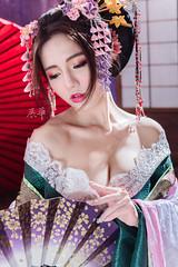 dora-4 (Sc.SoleiL) Tags: portrait girl beautiful woman best 2470 d810 perfect wonderful bokeh 人 表演者