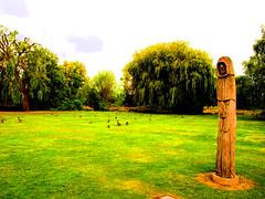 Waltham Abbey Monk (Daz Reject) Tags: waltham abbey monk