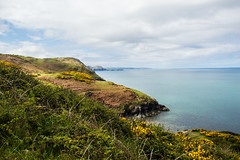 DSC_0227 (shieladixon) Tags: walking nature unspoiled coast bluesky wales coastal path welsh
