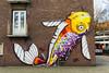 Amsterdam XIV (Cataphract) Tags: amsterdam binho graffiti holland platanenweg streetart noordholland netherlands
