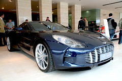 One-77 (Trev Earl) Tags: canon classiccar auction works 5d astonmartin newportpagnell one77