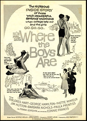 Where The Boys Are (Harald Haefker) Tags: pictures cinema film promotion vintage magazine ads movie print advertising pub kino publicidad reclame ad cine retro anuncio advertisement nostalgia advert 1960s werbung publicit magazin reklame 1961 affiche publicitario cin pubblicit motionpicture rclame wheretheboysare cinematgrafo celluloide cinoche pubblicizzazione